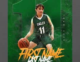 #93 для Design a Basketball Poster от IslamNasr07