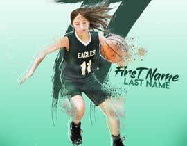 #89 для Design a Basketball Poster от Yahmadi