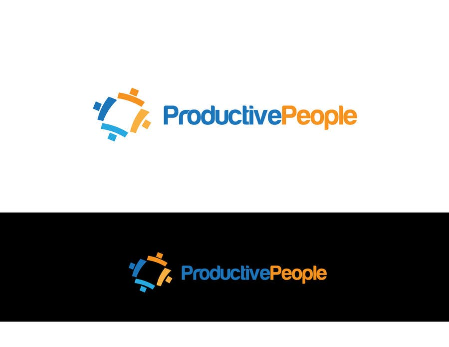Proposition n°                                        64                                      du concours                                         Logo Design for Productive People