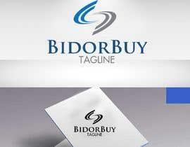 Nro 18 kilpailuun BidorBuy ecommerce website logo käyttäjältä designutility