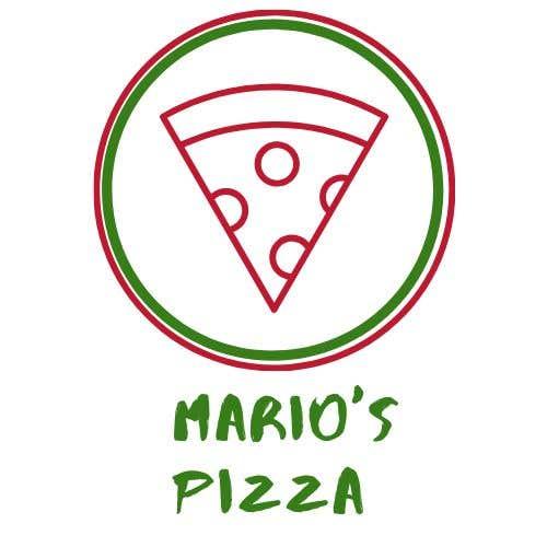 Kilpailutyö #                                        138                                      kilpailussa                                         pizza restaurant logo