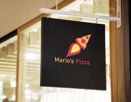#182 for pizza restaurant logo by ArtistSimon