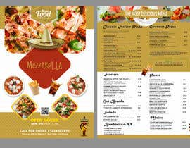 #32 для Need a restaurant Menu designed от SK813