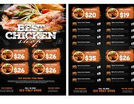 #33 для Need a restaurant Menu designed от SK813