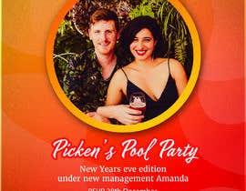 #3 untuk Design a 2019 New Years eve party poster. oleh lalan349