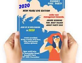 #2 untuk Design a 2019 New Years eve party poster. oleh rahulpurswani