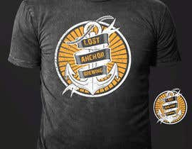 #61 for Brewing Company T-Shirt Design by saviarsarkar