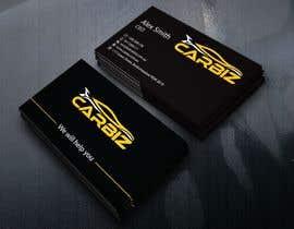 #676 for Business Card design - Carbiz ARV af khan3270