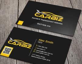 #69 for Business Card design - Carbiz ARV af sima360