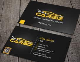 #976 for Business Card design - Carbiz ARV af sima360
