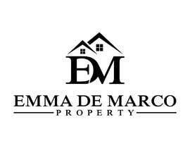 #5 for Bespoke Logo for female real estate agent af Tidar1987