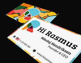 #378 for Business card by graphicsbybora
