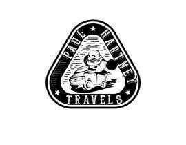 #99 для Logo Design for travel and camper van blog от KimGFX