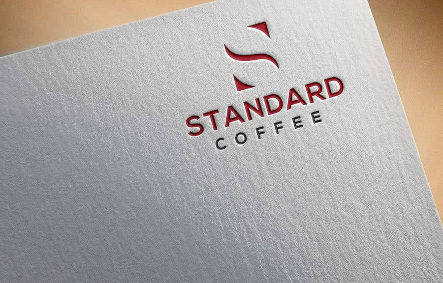 Konkurrenceindlæg #                                        898                                      for                                         Coffee shop logo design 1- Preferably, it should be related  to the name 2- It is simple and attractive 3- He should be attractive in colors such as red, black and white Cafe name (standard coffee)