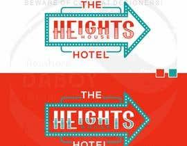 #107 untuk Hotel Logo Creation and Exterior Hotel Sign oleh reincalucin