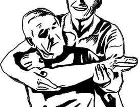 #9 for Cartoon renderings of a human af harsamcreative