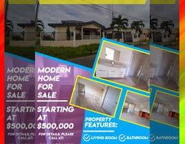 #16 for Real Estate For Sale Flyer af AbdulAhadm
