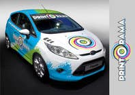 Bài tham dự #52 về Graphic Design cho cuộc thi Graphic Design for Vehicle wrap and Logo