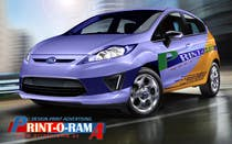 Bài tham dự #24 về Graphic Design cho cuộc thi Graphic Design for Vehicle wrap and Logo
