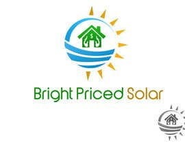 #28 untuk Logo Design for Bright Priced Solar oleh naseefvk00