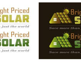 #39 untuk Logo Design for Bright Priced Solar oleh rameshsoft2