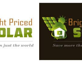 #41 untuk Logo Design for Bright Priced Solar oleh rameshsoft2