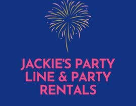#17 for Party Rental Logo af muhdirmann