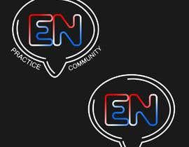 Nro 58 kilpailuun Create a logo for English speaking community in Discord käyttäjältä ralucasuciuart