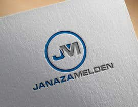 #25 for logo for website, the name is janazamelden janaza means funeral and melden means report. af heisismailhossai