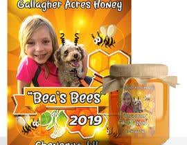 #19 for Design a Honey Jar Label by zmdes
