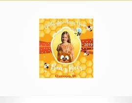 #7 for Design a Honey Jar Label by Jovic97
