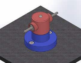 #17 pentru Design a gearbox 2D/3D in SolidWorks-Format (2018 or older) de către AdrianGogh