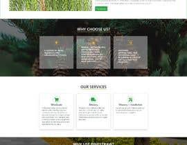 Nro 8 kilpailuun PineStraw-Build a website käyttäjältä shafayet035
