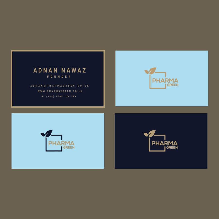 Penyertaan Peraduan #239 untuk Business Card Design 2
