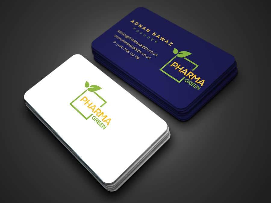 Penyertaan Peraduan #159 untuk Business Card Design 2