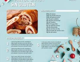 #7 untuk Diseno de Recetario Con estilo navideno oleh NicoFDI