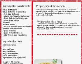 #13 untuk Diseno de Recetario Con estilo navideno oleh cabralpameladg