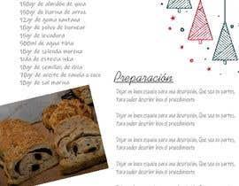 pedroarodriguezb tarafından Diseno de Recetario Con estilo navideno için no 10