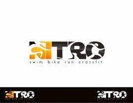 taffy1529 tarafından Logo Design for swim bike run crossfit brand için no 157