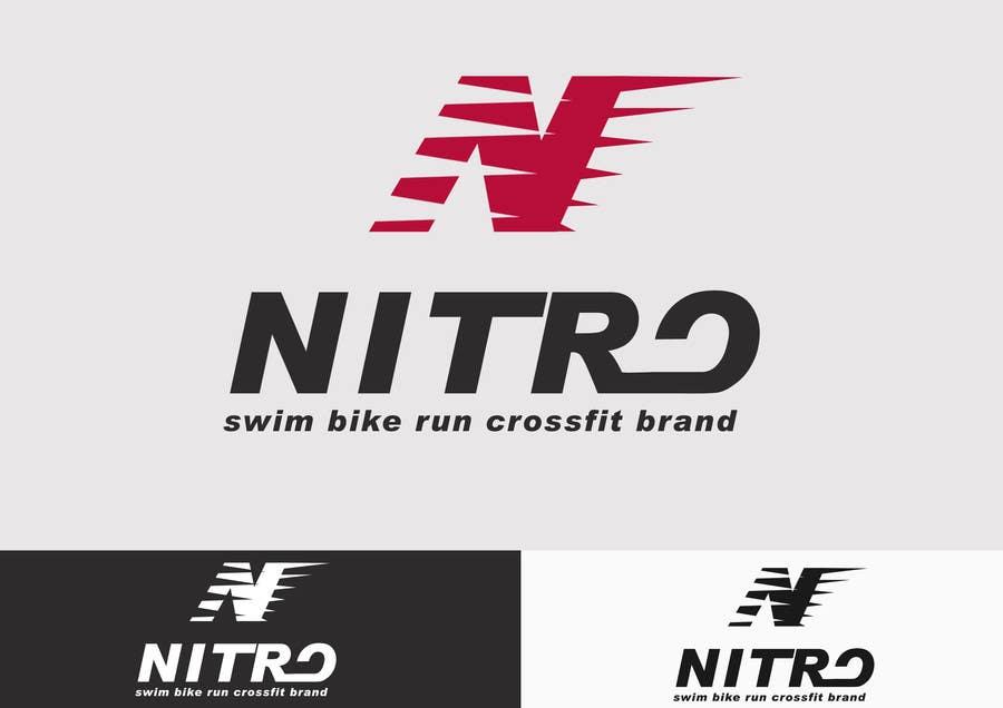 Penyertaan Peraduan #                                        127                                      untuk                                         Logo Design for swim bike run crossfit brand