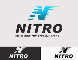 #134 para Logo Design for swim bike run crossfit brand por waseem4p