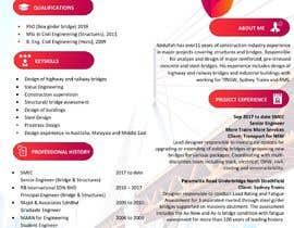 mindlogicsmdu tarafından Professional CV Design (Resume) için no 49