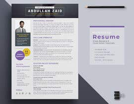 mhtushar322 tarafından Professional CV Design (Resume) için no 50