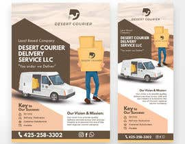 #91 для Flyer and banner design for a delivery company от Hasan628
