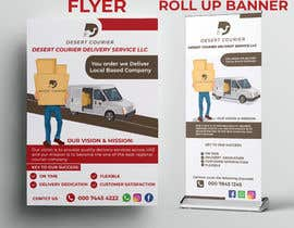 #17 для Flyer and banner design for a delivery company от miloroy13
