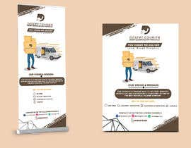 #39 для Flyer and banner design for a delivery company от abulkalamjr9