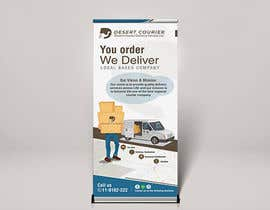 #20 для Flyer and banner design for a delivery company от sushanta13