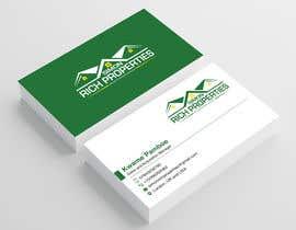 Nro 165 kilpailuun Business card käyttäjältä sohelrana210005