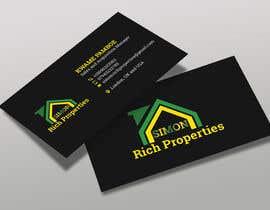 Nro 169 kilpailuun Business card käyttäjältä ahsanhabib5477