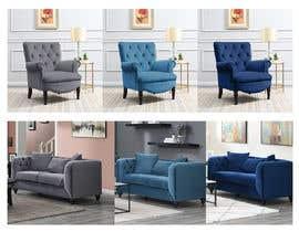 Nro 90 kilpailuun Change yellow chair to Blue, Royal Blue and Grey käyttäjältä mohammedlam